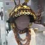 BM: royal headdress
