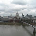 London's footbridge