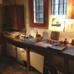 etching studio@rembrandt huis