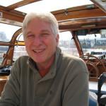 paul:canal boat amsterdam