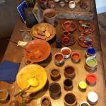 pigments@rembrandts huis