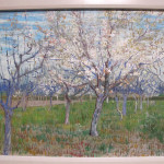 van gogh:pear trees